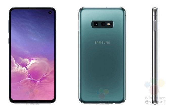 """มาแล้วภาพหลุด """"Samsung Galaxy S10e"""" เครื่องจริงก่อนเปิดตัว"""