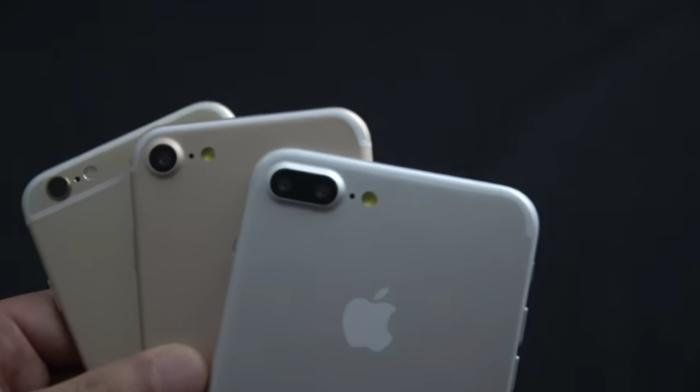 iPhone 6SE และ iPhone 7
