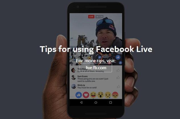 ใช้ Facebook Live ทำอะไรดี?