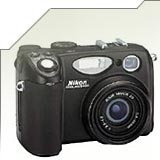 Nikon CoolPix 5400