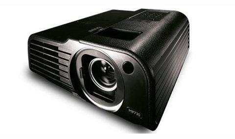 BenQ MP730 Presentation DLP Projector
