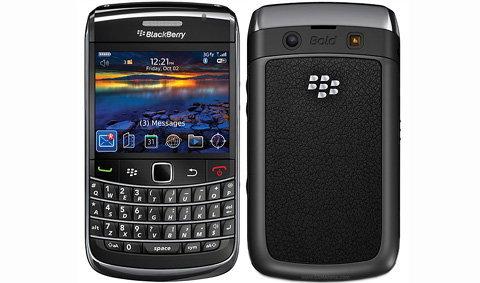 BlackBerry Bold 9700 เปิดตัวอย่างเป็นทางการแล้ว