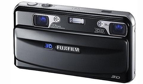 FujiFilm FinePix REAL 3D W1 กล้องถ่ายภาพในแบบ 3 มิติที่คุณต้องอึ้ง
