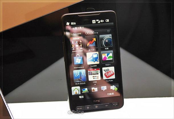 พีวิวเรียกน้ำย่อยกับ HTC HD2   หรูเกินห้ามใจ