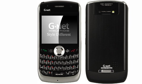 G4 WIFI Qwerty TV Mobile