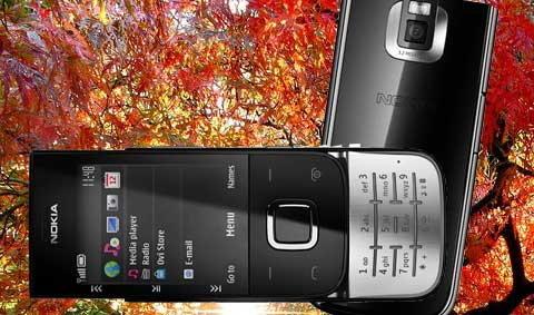 Nokia 5330 Mobile TV Edition ดูทีวีได้แบบ DVB-H
