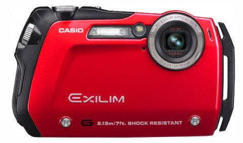 Casio EX-G1 กล้องบางๆ แต่อึดได้ใจ!!!