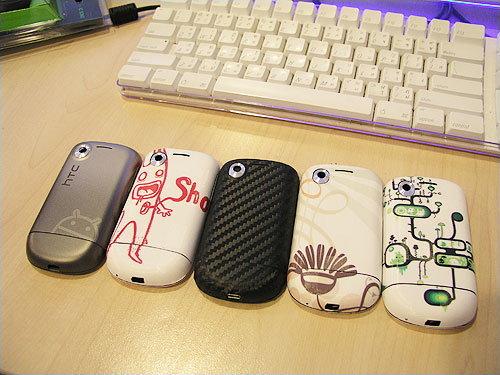 จับ HTC Tattoo มาแต่งตัวเปลี่ยนอารมณ์การใช้งาน