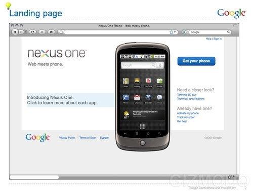 Nexus One จาก Google จับมารีวิวซะ+