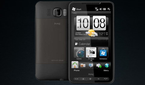 HTC HD2 อินเทอร์เฟสใหม่ใช้ง่าย จอใหญ่ใช้คล่อง