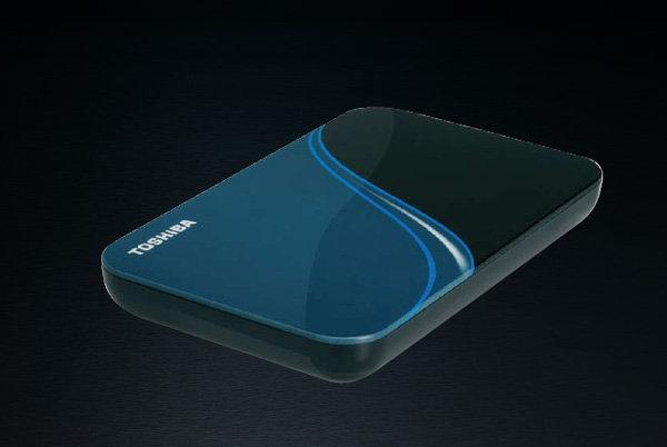 Toshiba Portable External Hard Drive Version 4