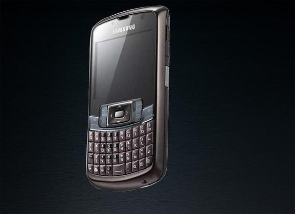 Samsung OMNIA Q B7320 เอาใจวัยเทรนดี้ เครื่องเดียวไม่มีเหงา