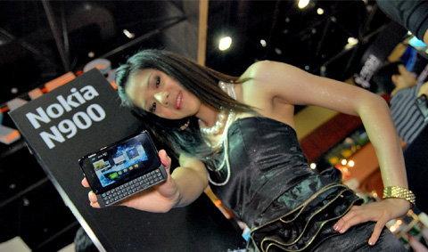 Nokia เปิดตัวรุ่นใหม่ N900 !!