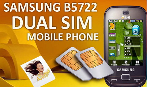 เพิ่มสีสรรให้กับชีวิต กับ Samsung Dual Sim