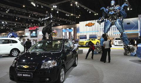 First Touch Motor Expo 2009 - สัมผัสแรกงานมอเตอร์เอ๊กซ์โป [New Update !!!]