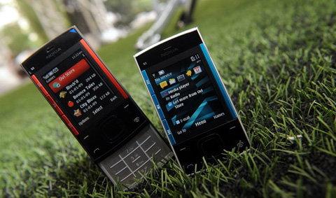 โนเกียเปิดประสบการณ์ใหม่ทางดนตรีกับ Nokia X3