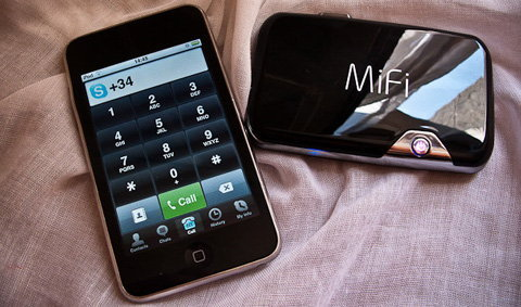 MiFi Hotspot ตัวแรงสุดยอดแห่งการเชื่อมต่อ