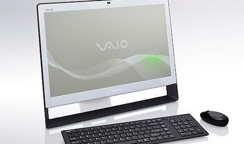 Sony VAIO J ตัวใหม่หัวใจ i7
