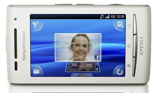 Sony Ericsson เดินเกมส์แปลก ออก Xperia X8 มาเสริมทัพ