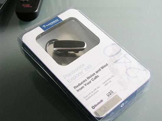 รีวิวหูฟัง Plantronics Explorer 240 ใช้ง่ายมาก