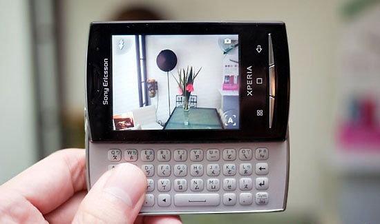 Sony Ericsson X10 mini Pro จิ๋ว แจ๋ว ราคาไม่แรง