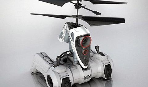 Hawk Eye คอปเตอร์บังคับติดกล้องวิดีโอ