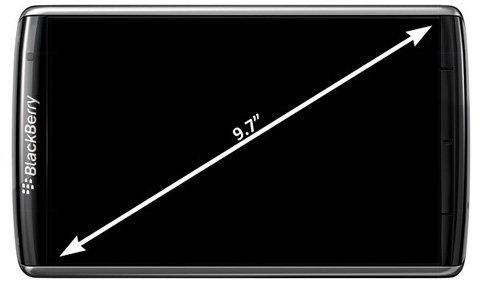 RIM BlackPad Tablet พร้อมลงตลาดพฤศจิกานี้ 16,000 บาท เท่านั้น