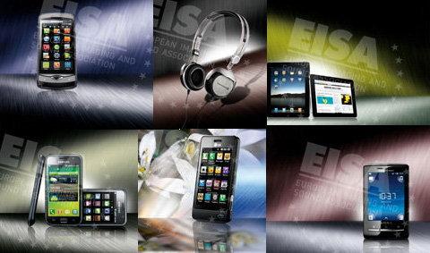 รู้ไหมว่า PDA Phone รุ่นไหนได้รางวัลยอดเยี่ยมปี 2010-2011