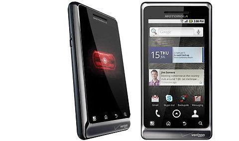 Motorola Droid 2 สมาร์ทโฟนสุดเท่ ที่โดนใจกับ Android 2.2