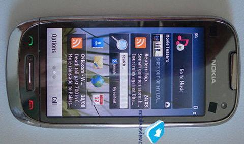เผยภาพพร้อม Preview ครั้งแรกกับ Nokia C7