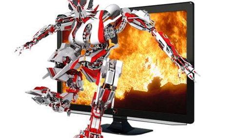 """โซนี่กำลังพัฒนาทีวี 3 มิติไม่ใช้""""แว่นตา"""""""