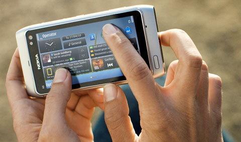 AIS ระดมนวัตกรรมใหม่ขน Samsung Galaxy Tap และ NOKIA N8 ไปโชว์ในงาน 3.9G Thailand Human D.N.A.
