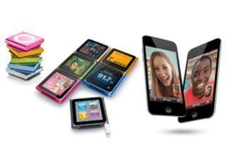 มาแล้วจ้าวิดีโอรีวิวล่าสุดของ iPod Touch, Nano, Shuffle ใหม่แกะกล่อง!