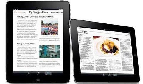 Apple จ่อให้สมัครสมาชิกนสพ.บน iPad