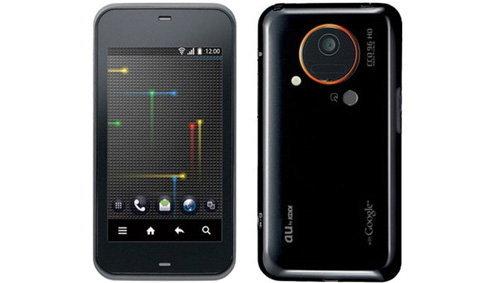 มือถือ Android ใหม่จาก Sharp มาพร้อมหน้าจอคมชัดเทียบชั้น Retina Display!