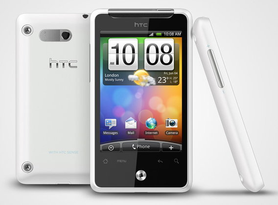 เปิดตัว HTC Gratia อีกหนึ่งทีเด็ด
