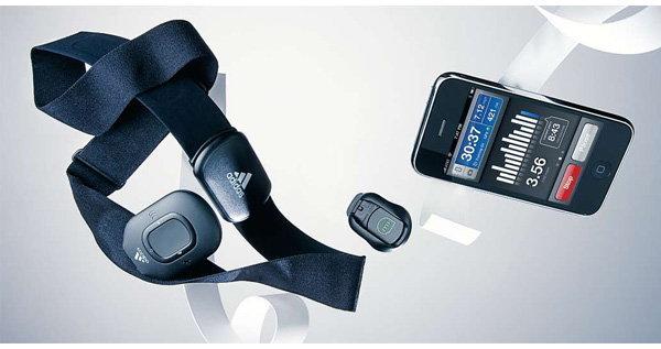 ADIDAS MICOACHPACER อุปกรณ์จัดเก็บข้อมูลในการฝึกซ้อมวิ่ง