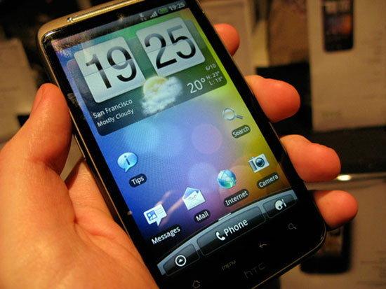 HTC ขอไล่บี้ Apple ด้วย Sense App Store!