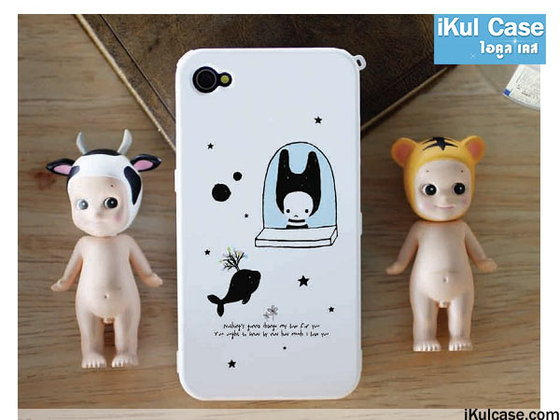 เคส iPhone 4 -3GS, Samsung Galaxy S, Blackberry Bold 9700
