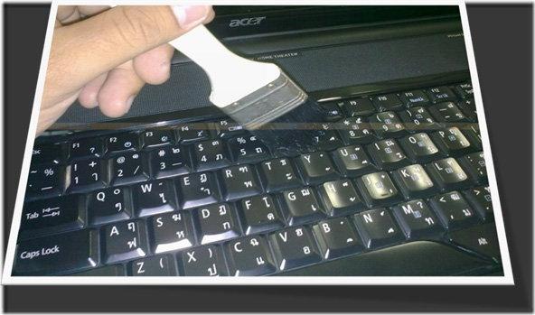 คุณสมบัติดีงามของชิลิโคนกันรอย Keyboard