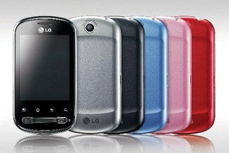 LG Optimus Me – ดรอยด์รุ่นเล็ก หลากสีสัน เป็นเจ้าของได้ในราคาเบาๆ