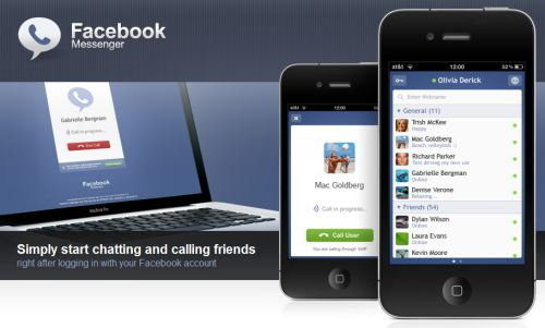 Facebook Messenger แชท+โทรฟรี