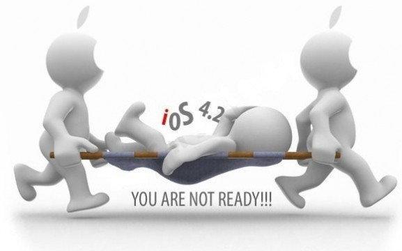 Apple ปล่อย iOS 4.3 ออกมาให้ดาวน์โหลดแล้ว