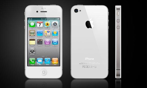 รวมกระแสข่าว iPhone 4 สีขาว ที่ว่าจะวางขายวันที่ 26 เมษายน?