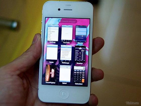 พบวิดีโอของ iPhone 4 สีขาวรุ่น 64GB ที่มาพร้อม iOS เวอร์ชั่นพิเศษ!?