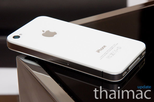 Hardware Review: iPhone 4 White 16GB