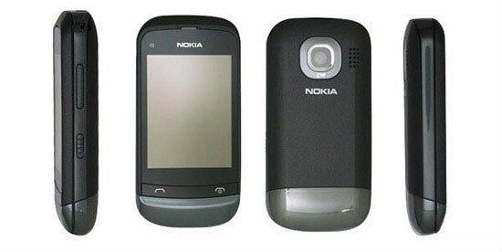 หลุดอีก Nokia C2-06 ทัชโฟน 2 ซิม อาจเปลี่ยนชื่อใหม่เป็น Nokia C2-02