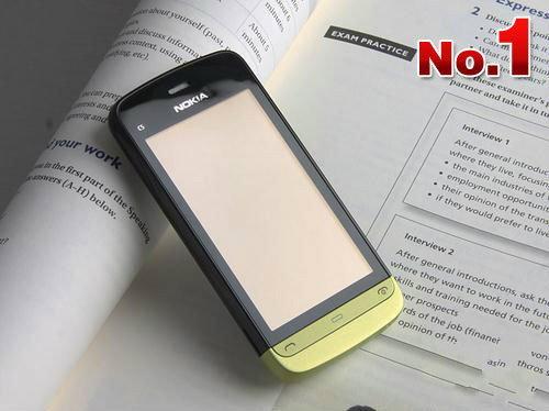 Nokia C5-03 รุ่นยอดนิยมของจีน