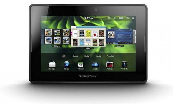 BlackBerry PlayBook เตรียมวางจำหน่ายในไทยที่ 22 ก.ค.นี้ เริ่มต้นที่ 16,900 บาท แพงกว่าเครื่องหิ้วแค่