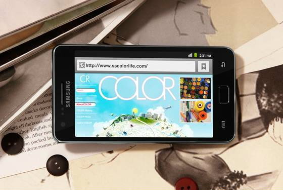 Samsung Galaxy S2 ทะลุ 5M เครื่อง
